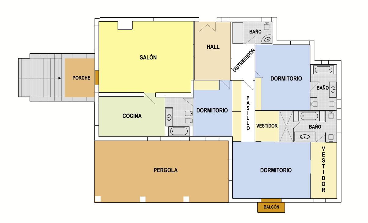 Zapateras recicladas para la pared planos de viviendas y for Planos arquitectonicos vivienda